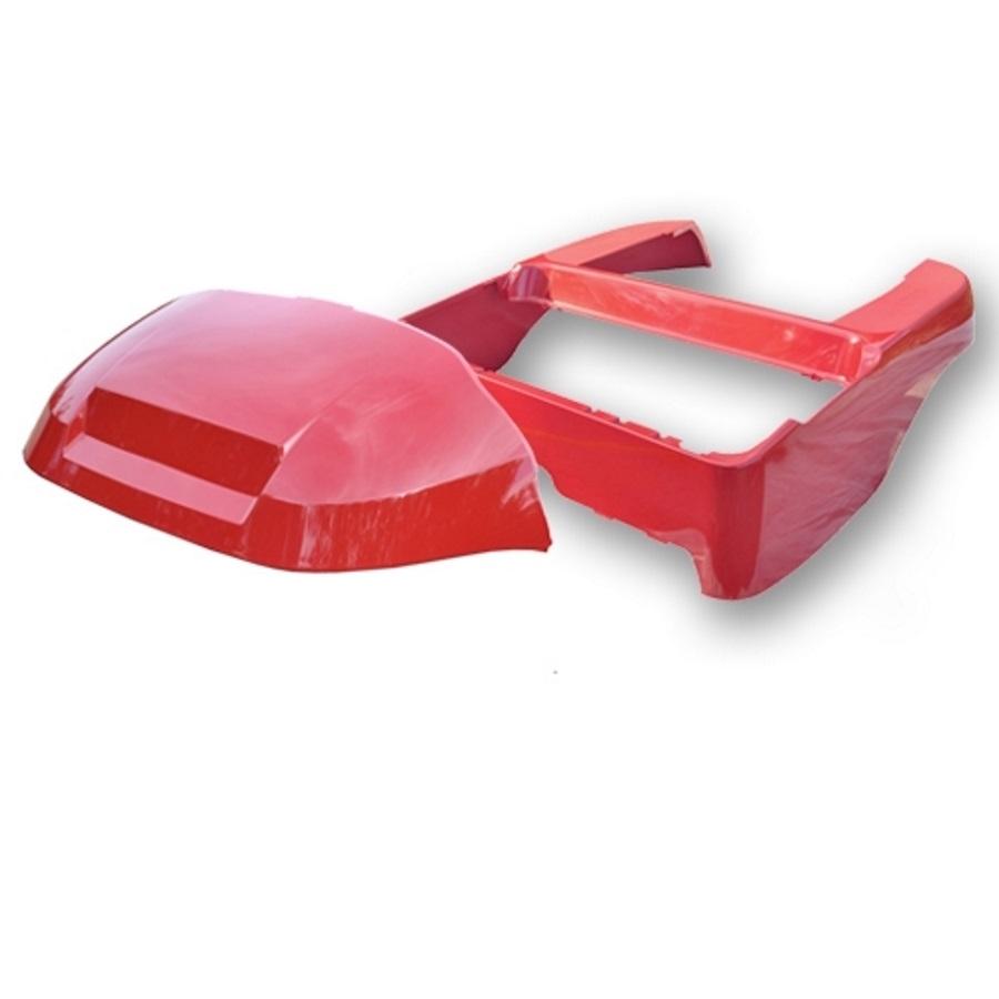 Club Car Precedent Body - Red