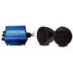 Innova Bluetooth 2-Channel Mini Amp with Speakers