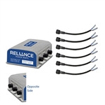 Six Plug Golf Cart Voltage Reducer by Reliance