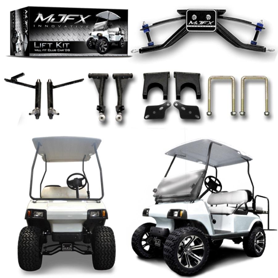 Madjax Club Car Ds A Arm Lift Kit