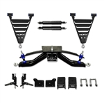 "Madjax HD MJFX E-Z-GO RXV (08-12)  6"" A-Arm Lift Kit"