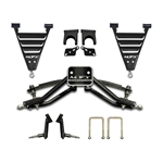 "MJFX HD Club Car Precedent 3.5"" A-Arm Lift Kit"