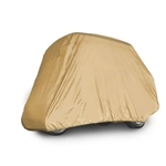 Red Dot Golf Cart Cover - Large