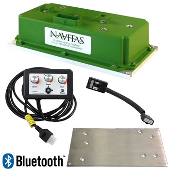 600 Amp Navitas Controller for EZ GO RXV with Curtis Controller