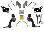 "Jake's Club Car Precedent Spindle 6"" Lift Kit"