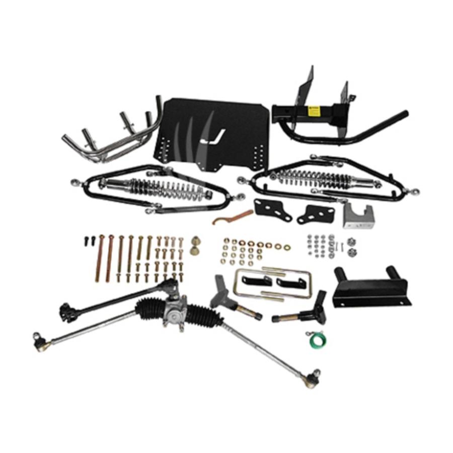 Jakes Club Car Ds Long Travel Lift Kit