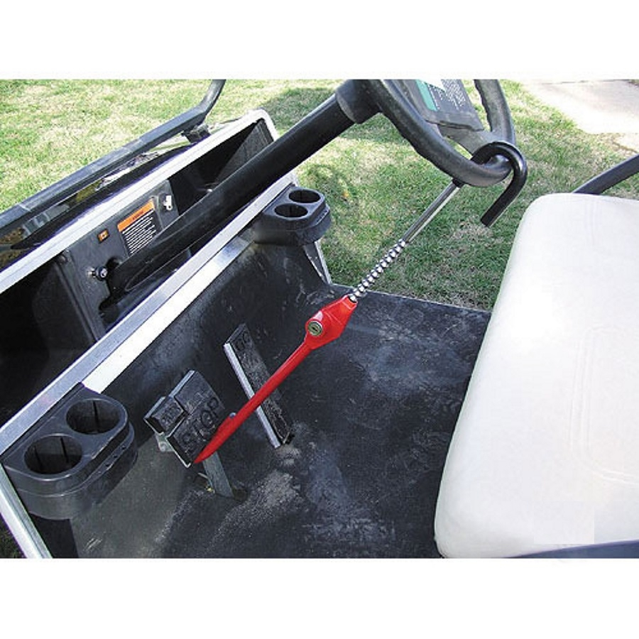 The Club Golf Cart Security Lock