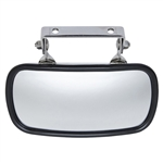Rear View Mirror for Golf Carts that Mount to Canopy
