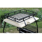 Club Car DS Roof Storage Rack