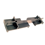 Battery Hold Down Plate for EZ GO TXT/Medalist