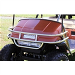 Stainless Steel Brush Guard for E-Z-GO Med/TXT (96-13)