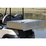 Club Car Precedent Aluminum Utility Box