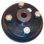 Brake Drum for EZ GO 2 Cycle Gas and Electric (82+)