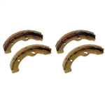 Brake Shoes (Complete Set) various carts / various years