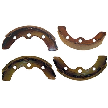 Brake Shoes for E-Z-GO / Club Car / Yamaha - Complete Set