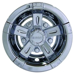 "8"" Vegas Chrome Wheel Cover"