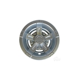 "8"" Vegas Silver Wheel Cover"