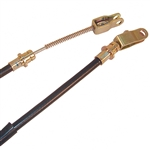 Driver Side Brake Cable for EZ GO Various Gas (91-92)