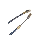 Passenger's Side Brake Cable for EZ GO Various Gas (91-92)