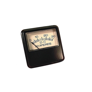 30A Square Golf Cart Charger Gauge