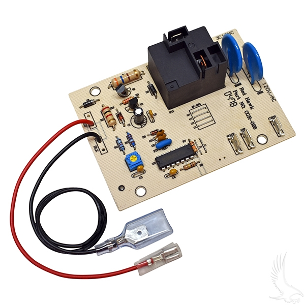 Charger Circuit Board for E-Z-GO PowerWise Charger