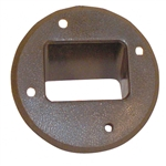 Club Car 36V (85+) Receptacle Bezel
