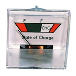 Square 36V Analog Charge Meter