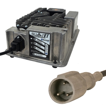 48V Lester Club Car Battery Charger