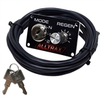 Lockable On-The-Fly Programmer for Alltrax XCT Controllers