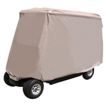 Storage Cover For Golf Carts with Extended Top Canopy