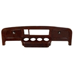 Woodgrain Dash for EZ GO TXT (14+)