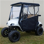 Black Odyssey Enclosure for Club Car Precedent