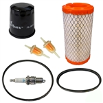 Tune Up Kit, Club Car Precedent 4-Cycle w/ Oil Filter
