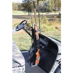 RHOX Quick Release Golf Cart Gun Rack