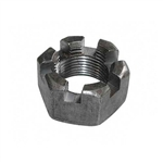 "Slotted Nut, Axle, 17/32"" for EZ GO"