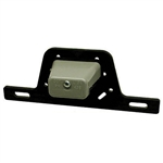 Universal Illuminated Golf Cart License Plate Holder