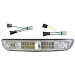 LED Headlight Bar with Adapters, E-Z-GO Medalist / TXT (94-13)