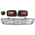 RHOX Light Bar Kit for E-Z-GO TXT (96-13)