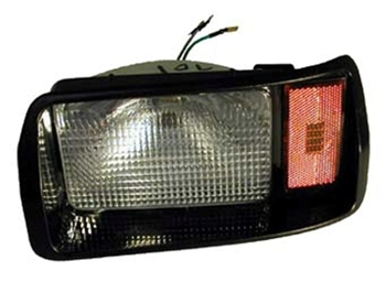 Club Car Driver Side OEM Style Headlight Assembly