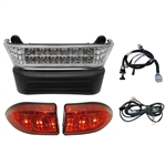 RHOX Upgradeable LED Club Car Precedent Complete Light Kit