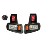 RHOX Adjustable Light Kit for E-Z-GO RXV (08-15)