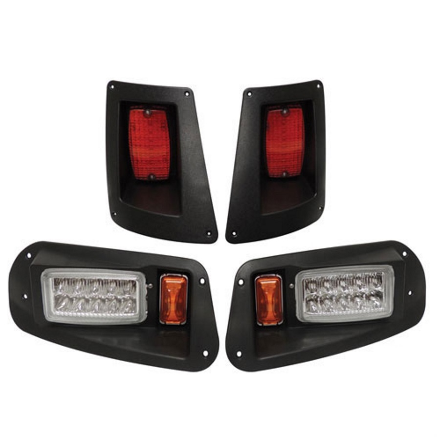 RHOX LED Upgradeable Light Kit for E-Z-GO RXV (08-15)  sc 1 st  Jasonu0027s Golf Carts u0026 Accessories : ez led lighting - azcodes.com