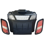 RHOX LED Upgradeable Light Bar Kit for E-Z-GO RXV (08-15)