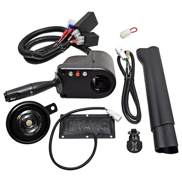 E z go rxv led light bar kit led golf cart light bar kit red rhox led upgradeable light bar kit mozeypictures Gallery