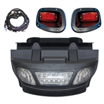 RHOX Upgradeable LED Light Bar Kit for E-Z-GO TXT (14+)
