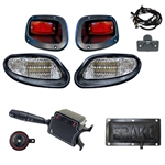 RHOX LED Deluxe Street Package Light Kit for EZ GO TXT (14+)