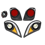 RHOX Upgradeable LED Yamaha DRIVE2 Complete Light Kit