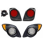 LED Light Kit for Yamaha DRIVE2 golf carts by RHOX