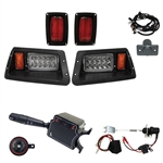 RHOX LED Yamaha G14-G22 Deluxe Street Package Light Kit