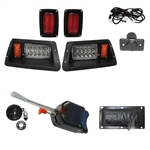 RHOX LED Yamaha G14-G22 Complete Street Package Light Kit